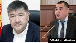 Нурлан Макеев жана Мэлис Мамбетжанов
