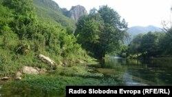 Матка е кањон на реката Треска и се наоѓа на 15-тина километри југозападно од главниот град Скопје. Просторот зафаќа површина од околу 5.000 хектари.