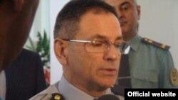 Начальник Пенитенциарной службы Министерства юстиции Азербайджана Мадат Гулиев.