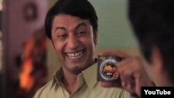 Кадр із реклами презервативів на пакистанському телебаченні