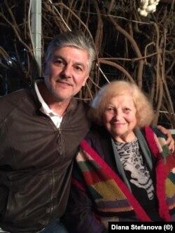 С Теодосий Спасов в Пчеларово