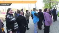 Харківські авіабудівники вчетверте протестували з вимогою виплатити зарплати