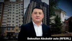 Нурбек Айтмаматов.