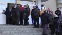 Voting In Transdniester's Security Zone