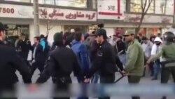 محکومیت بازداشتیهای چهارشنبهسوری در مشهد به جاروکشی در خیابان