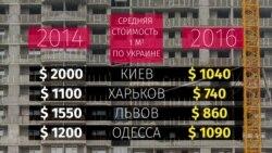 """""""Квартирный вопрос"""" портит жизнь молодым семьям Украины"""