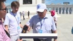 """Мамашев: """"Басымды қатырмашы!"""""""