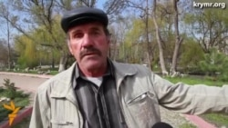 Ali Asanovnıñ babası mahkeme qararını izaatladı