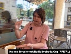 Оксана Росипська