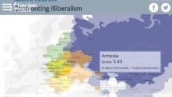 Freedom House. Հայաստանը կանգնած է ավտորիտար դառնալու վտանգի առաջ