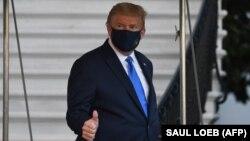 Дональд Трамп.