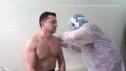 Президент України зробив щеплення від COVID-19, щоб заспокоїти скептиків (відео)