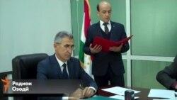 Маросими савгандёдкунии адвокатҳо дар Суғд