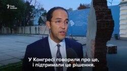 Питання летальної зброї для України може вирішитись за тижні – конгресмен США