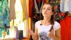 Видеопортрет молодежи: Александра Лазарева