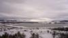 Альминское волохранилище, 18 февраля 2021 года