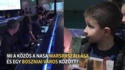 Mi köze a Marsnak egy bosnyák kisvároshoz?