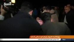 İran-İraq sərhədində zəlzələ: 400-dən çox adam ölüb