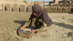 Afghan Grandmother Makes Bricks To Provide For Family Of 12