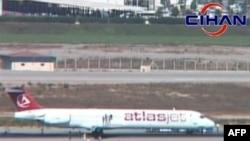 اولين پرواز خطوط هوايی واتيکان از شهر مذهبی لورد به دلیل جلوگیری ماموران حراست بردن «آب مقدس» به داخل هواپیما را بامشکلاتی مواجه کرد.