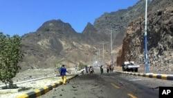 Adeni në Jemen është skenë e shpeshtë e sulmeve të ndryshme