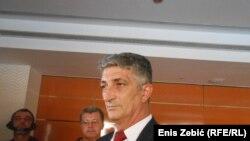 Pomoćnik hrvatskog ministra branitelja Stjepan Sučić