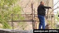 Նիկոլ Փաշինյան, Երևան, Քանաքեռ-Զեյթուն վարչական շրջան, 26-ը ապրիլի, 2017 թ․