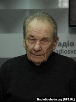 Юрий Шухевич в студии Радио Свобода