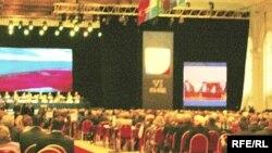 Съезд ФНПР собрал солидных участников