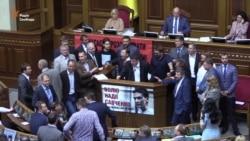 Чи посадить трьох «любих друзів» генпрокурор Луценко?