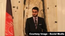آرشیف، د افغانستان د ملي امنیت د شورا سلاکار حمد الله محب