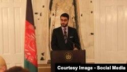 آرشیف، حمدالله محب مشاور امنیت ملی افغانستان