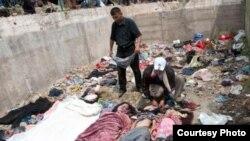 Žena i dvoje djece poginuli u stampedu pri bijegu Uzbeka na granici Kirgistana i Uzbekistana,