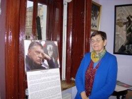 Грет ван Хаелст, муза художника Пашкевича