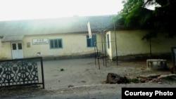 Kənd məktəbi (arxiv fotosu). Cənub regionu. 3iyul2015