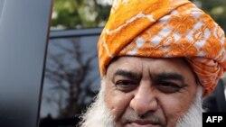 د جمعیت علماء اسلام مشر مولانا فضل الرحمان