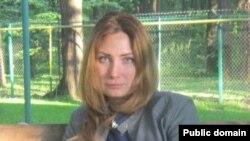 """Екатерина Соколова. Фото профсоюза """"Учитель""""."""