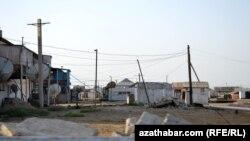 Поселок, Туркменистан