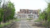 Life Outside The Ruins Of Donetsk's Airport