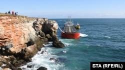 """""""Корабът потъва"""", каза в събота служебният министър на транспорта Христо Алексиев"""