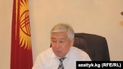 Кубатбек Байболов, башкы прокурор