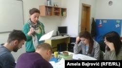 Čas nemačkog u Novom Pazaru; FOTO: Amela Bajrović