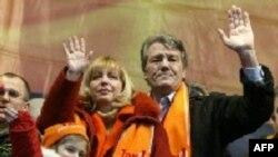 Скорее всего, Ющенко так и не выйдет на Майдан, прислушавшись к рекомендации Юлии Тимошенко