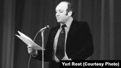 "Михаил Жванецкий. ""АНТИЮБИЛЕЙ ЛЕОНИДА УТЕСОВА"". 24 марта 1981 года"