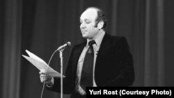 Михаил Жванецкий, фото 1981 года