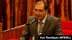 Экс-министр иностранных дел Абхазии Сергей Шамба