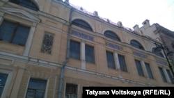 Здание Петербургского союза художников на Б.Морской, деталь