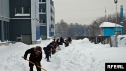 Ukraine is currently experiencing its coldest winter in six years.