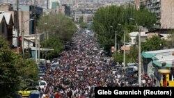 Երևան, 25-ը ապրիլի, 2018 թ․