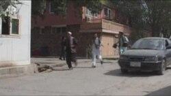 انفجارهای پی در پی در مرکز شهر کابل